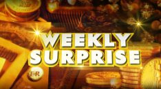 Weekly Surprise Bonuses