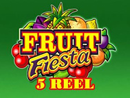 Fruit Fiesta 5 Reel Slot | Online Slots of Vegas Download | SlotsLtd.com