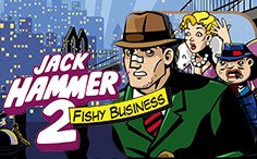 The Jack Hammer 2 Fishy Business Slot Mobile Slots Sites