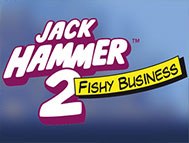 Jack Hammer 2 Fishy Business Slot | Mobile Slots Sites | Slots Ltd.