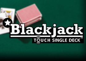 Blackjack Touch Single Deck