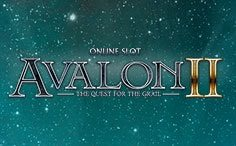 Avalon II - Quest for The Grail Slot Free Online Slots